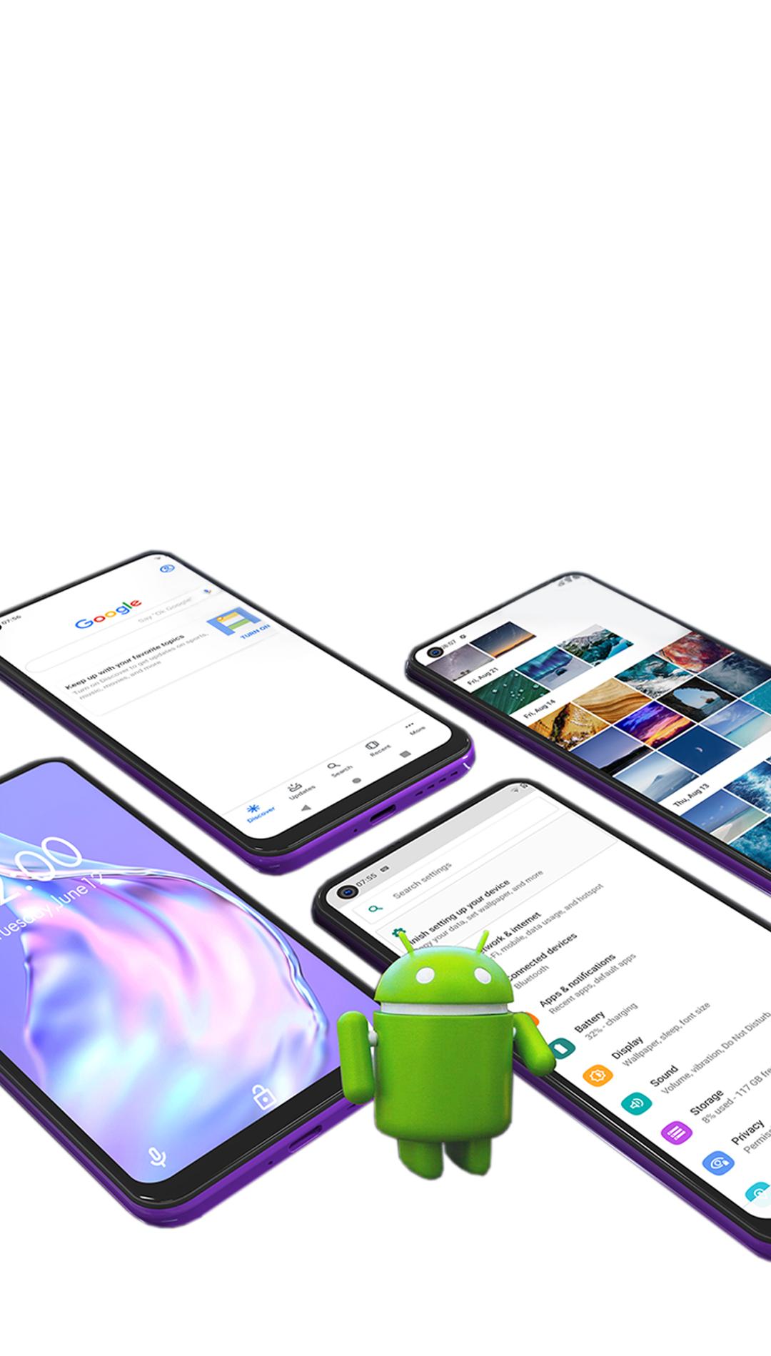 Смартфон FiGi Note 11 3/32Gb 15