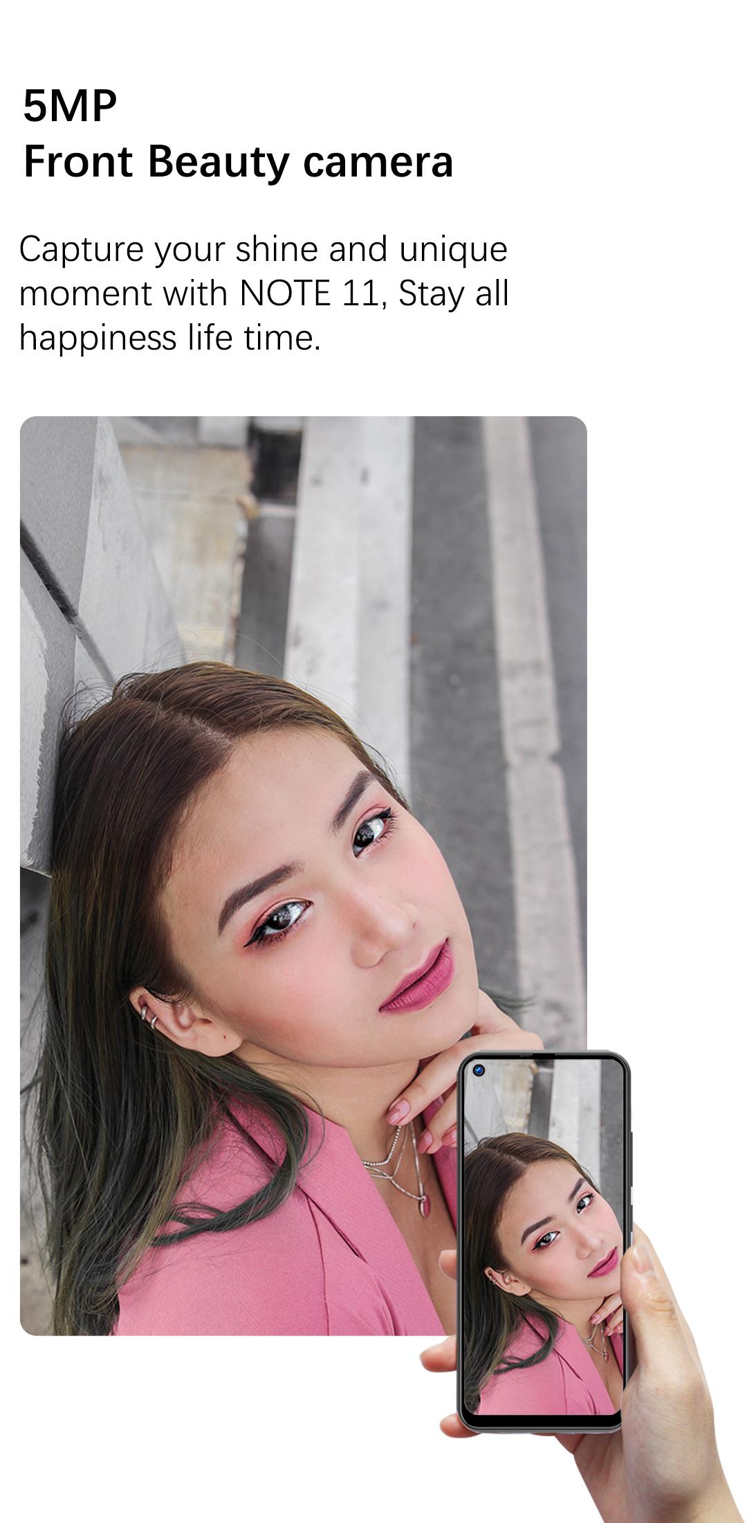 Смартфон FiGi Note 11 3/32Gb 7