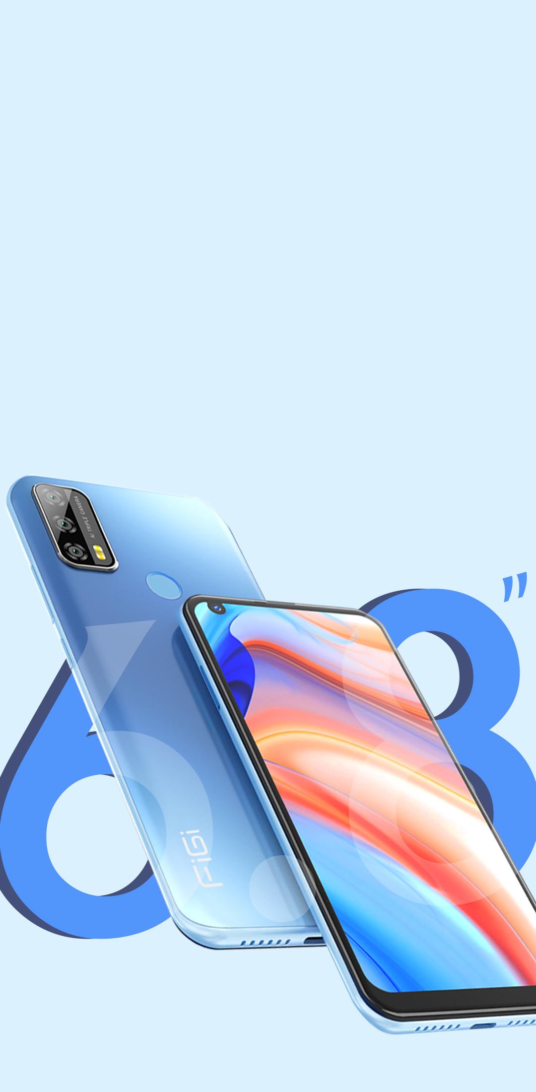 Смартфон FiGi Note 3 Pro 4/128 5