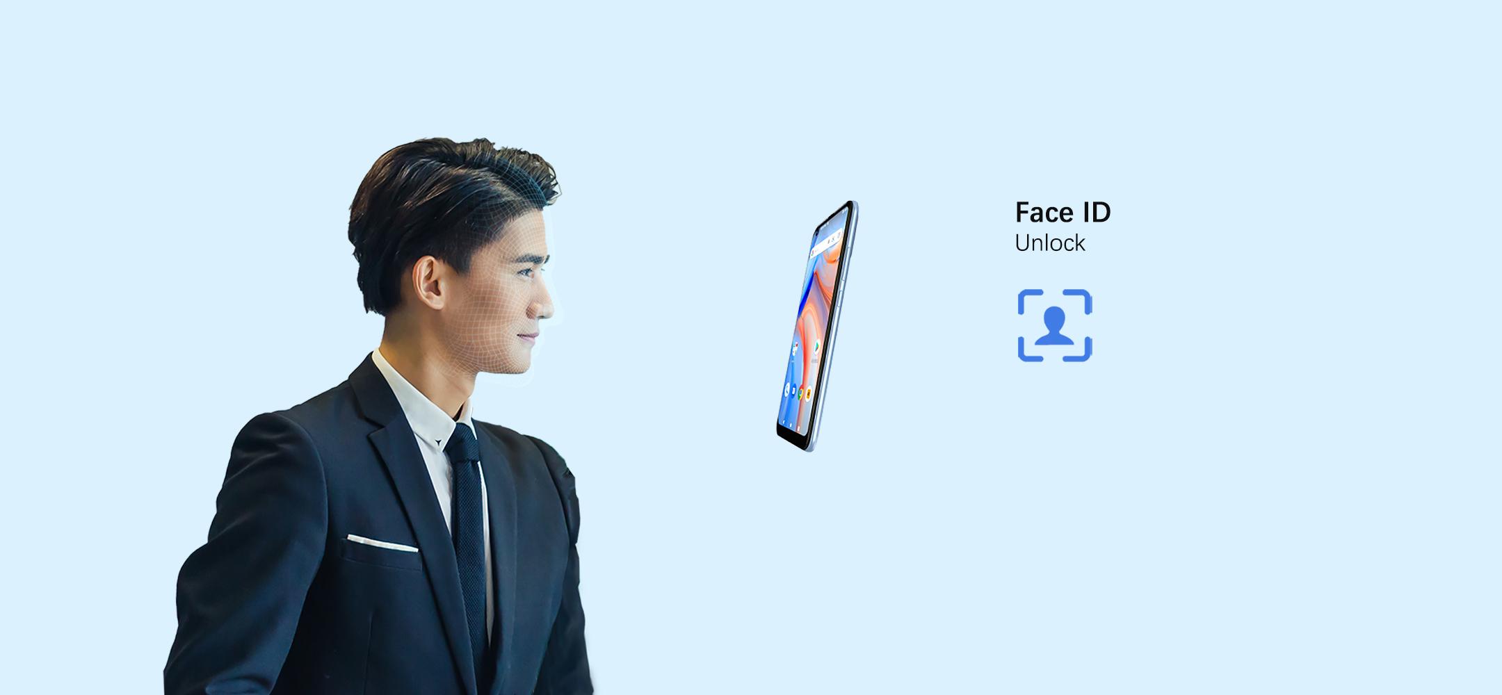 Смартфон FiGi Note 3 Pro 4/128 13