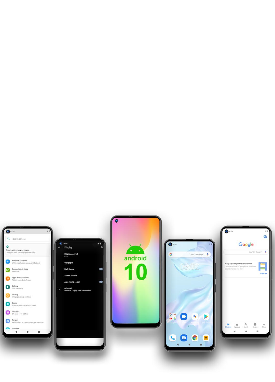 Смартфон FiGi Note 11 Pro 4/128 11
