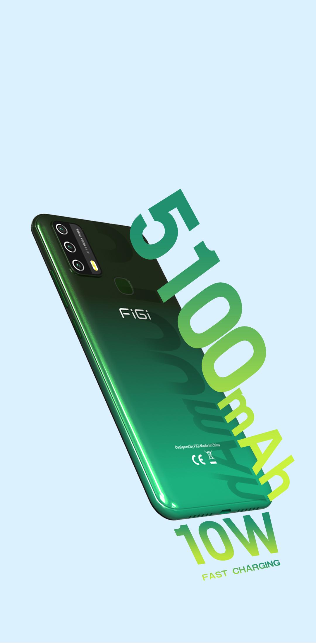 Смартфон FiGi Note 3 3/32Gb 7