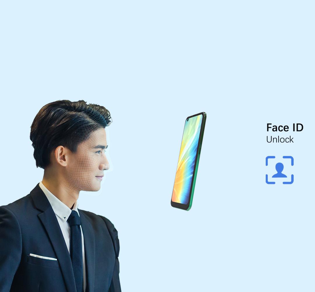 Смартфон FiGi Note 3 3/32Gb 9