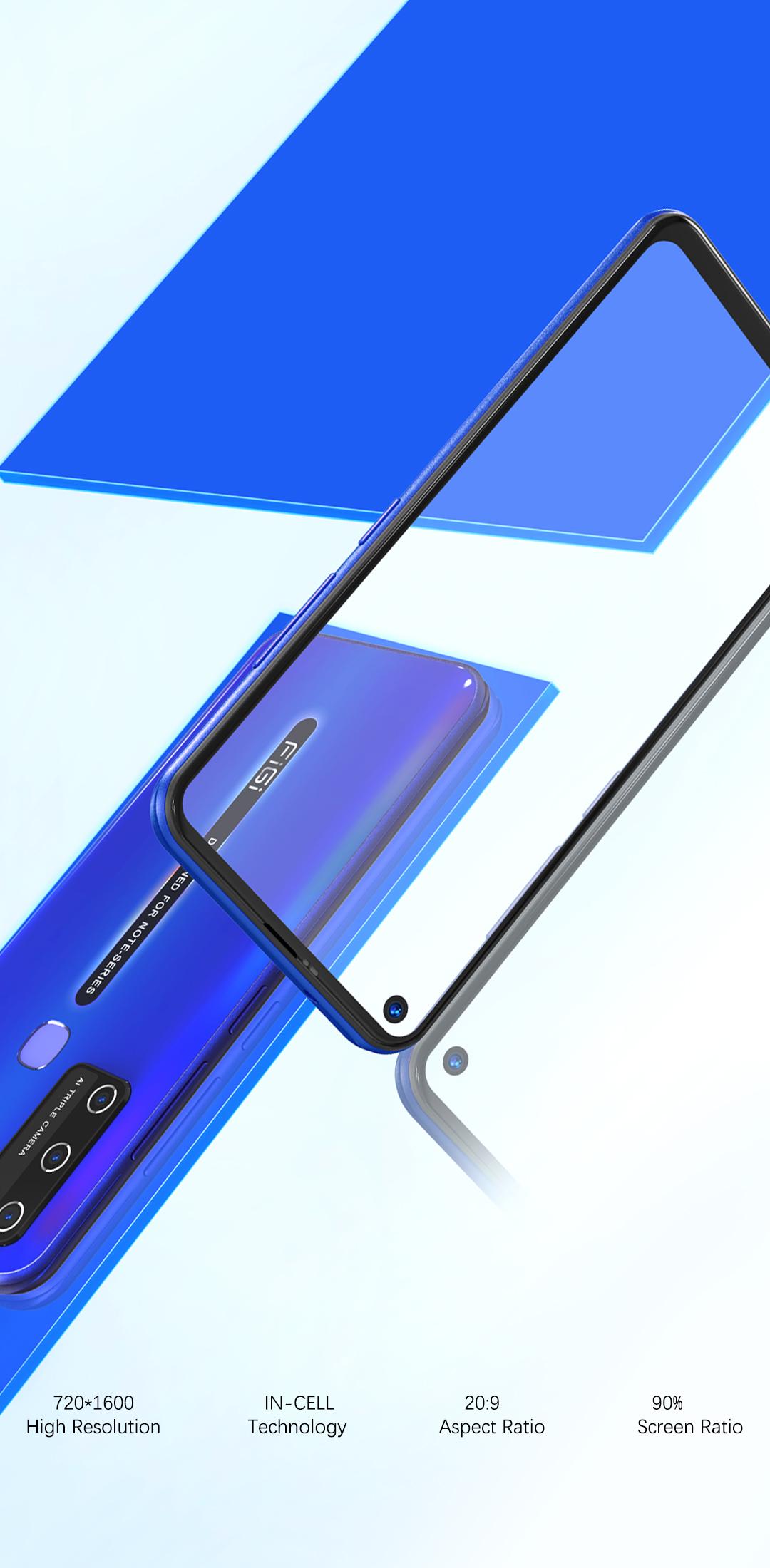 Смартфон FiGi Note 11 Pro 4/128 2