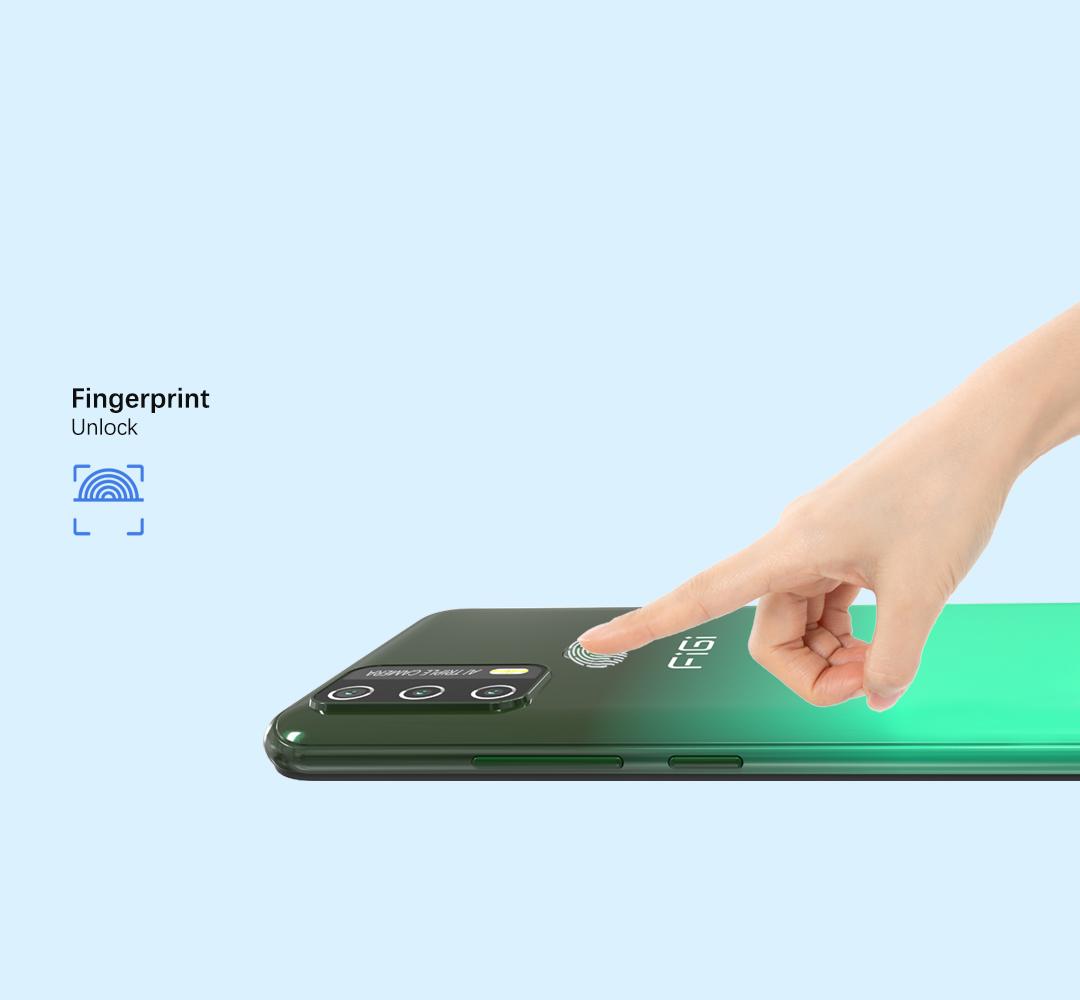 Смартфон FiGi Note 3 3/32Gb 8